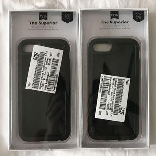 Typo Black Superior iPhone 6/6S/7/8 case #lelong80