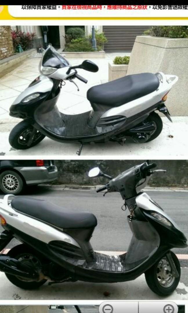 奔馳125 化油器版 2006 引擎正常 中壢平鎮可面交