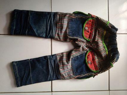 Celana Panjang Impor