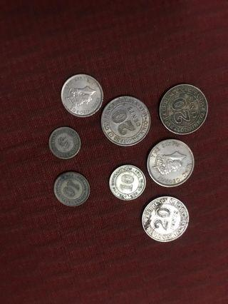 Old Coins assorted