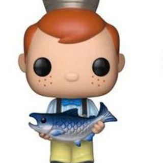 惠美玩品 歐美系列 Funko POP! SE 公仔 1910 小丑鱒魚捕手藍色