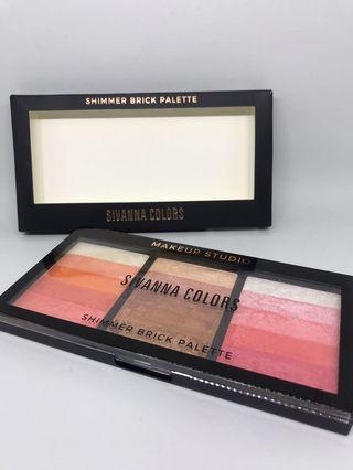 Sivanna colors blush and eyeshadow