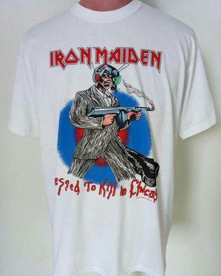 BAJU BAND IRON MAIDEN (chicago mutants)