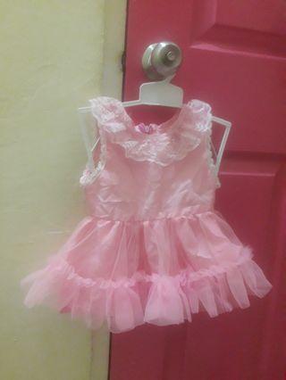 Dress anak umur 1 thn