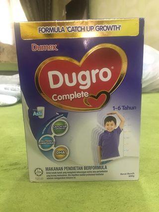 SUSU DUGRO COMPLETE  1-6