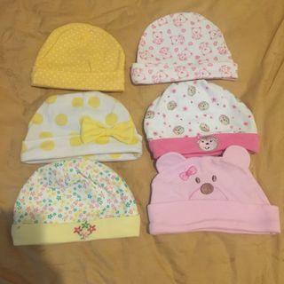 Topi Bayi Newborn