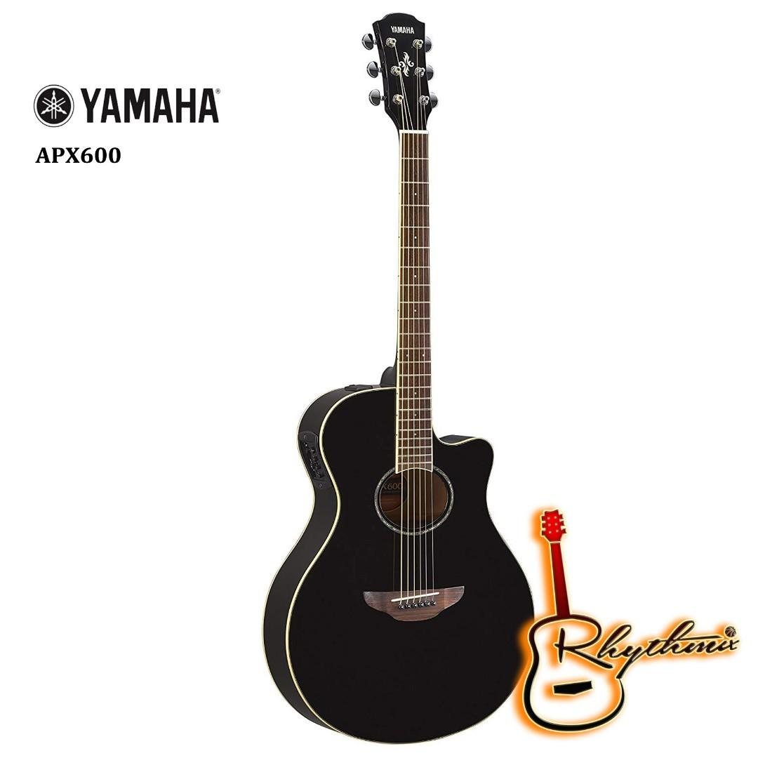 yamaha electric acoustice guitars all brand new music media music instruments on carousell. Black Bedroom Furniture Sets. Home Design Ideas