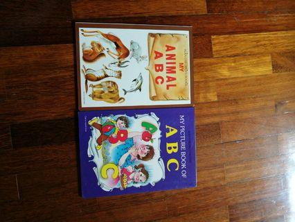 Alka Children's Books : My Animal ABC, My Picture Book Of ABC