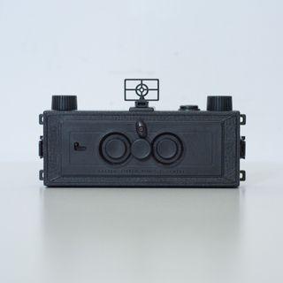 大人的科學 立體針孔相機