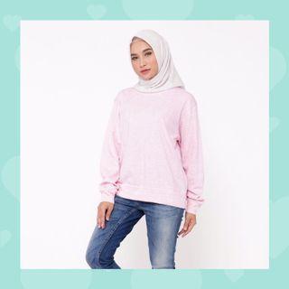 Sweater Pink Murah NEW!