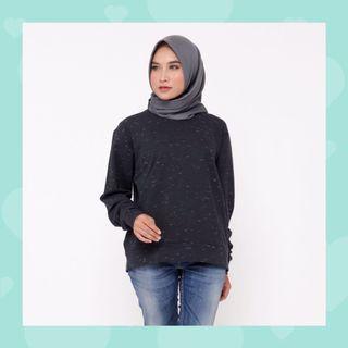 Sweater Hitam Murah NEW