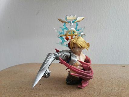 Ed full metal alchemist statue