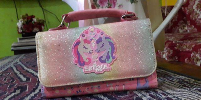 Smiggle kid wallet