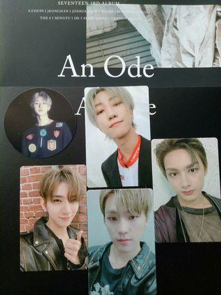 [WTS] Seventeen An Ode Album inclusions
