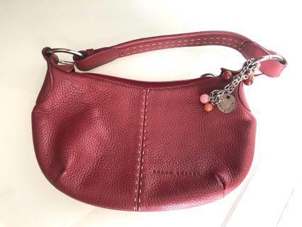 Authentic Braun Buffel shoulder bag