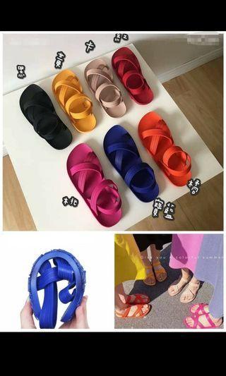泰國橡膠海灘鞋
