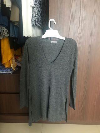 Zara Knit Dress Top