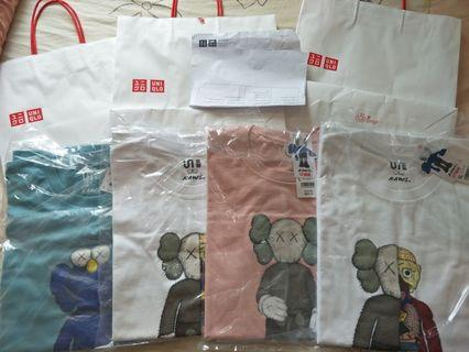 Uniqlo Kaws - Original Authentic
