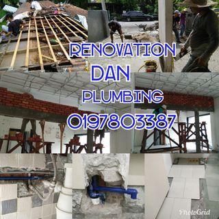 Renovation dan plumbing 0197803387