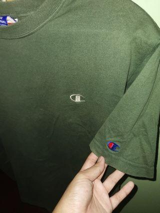 Champion Tee ( Green Color )