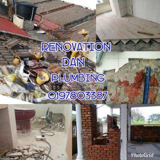 Renovation dan plumbing 0197803387 gombak