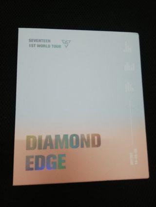 [WTS] SEVENTEEN DIAMOND EDGE DVD