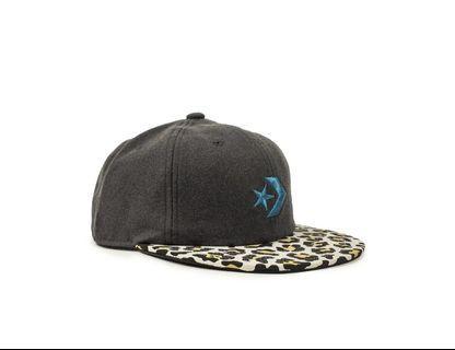 Converse X Just Don Leopard Brim cap