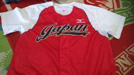Mizuno baseball