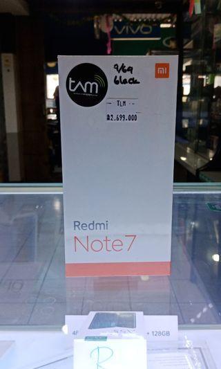 Redmi Note 7 4/64 ( Kredit )