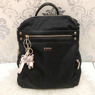 EN-JI PALOMINO BACKPACK (BLACK) #joinoktober