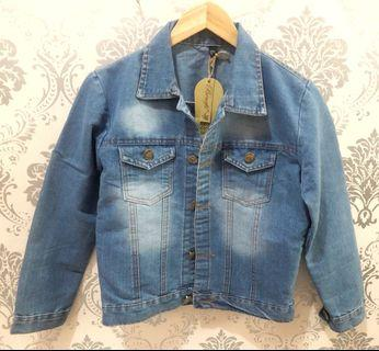 DENIM JACKET #joinoktober