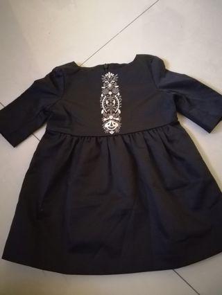 Baby Dress Poney enfants