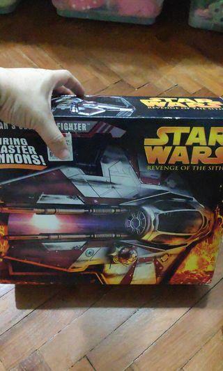 Star Wars Obi-Wan Jedi Starfighter
