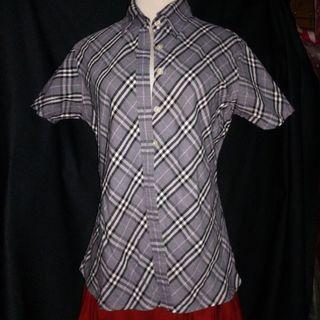 品牌短袖 襯衫