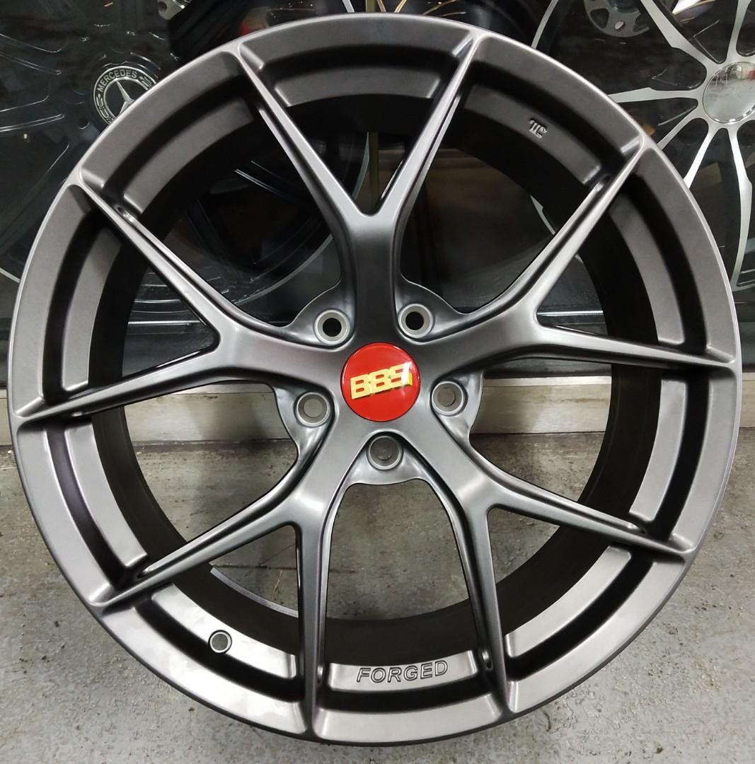 """18"""" 5x114.3 and 5x112 after market new rim"""
