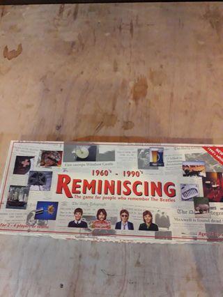 Beatles Boardgame