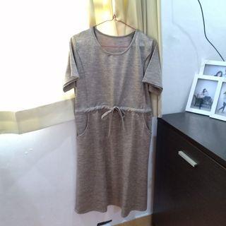Dress menyusui Nursing Wear Busui