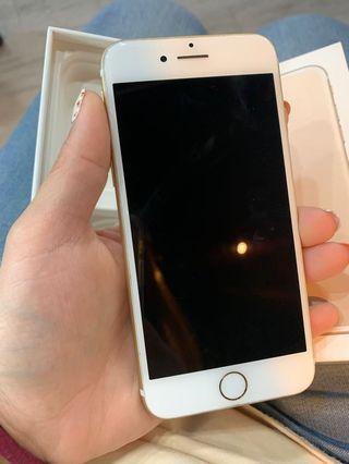 iPhone 7 128G 金色
