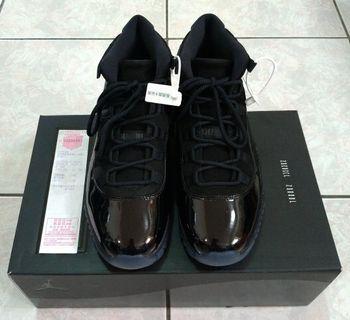 AIr Jordan 11 Retro High Cap and Gown 378037 005