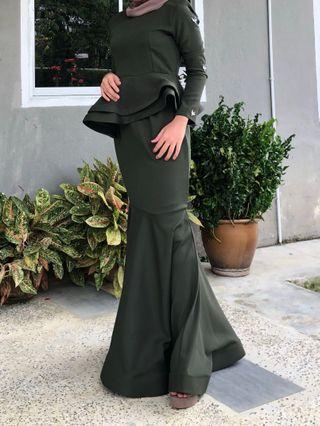 Camellia Empire Carla Kurung