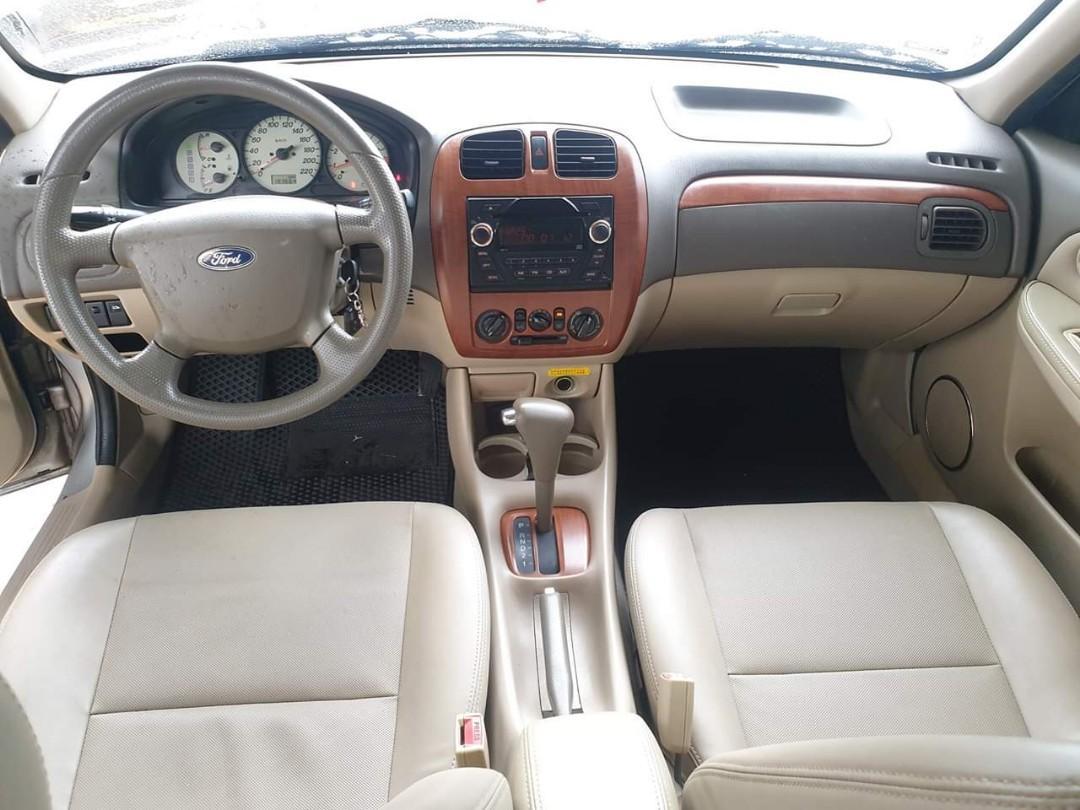 售2007年 福特 tierra 1600cc 售98000
