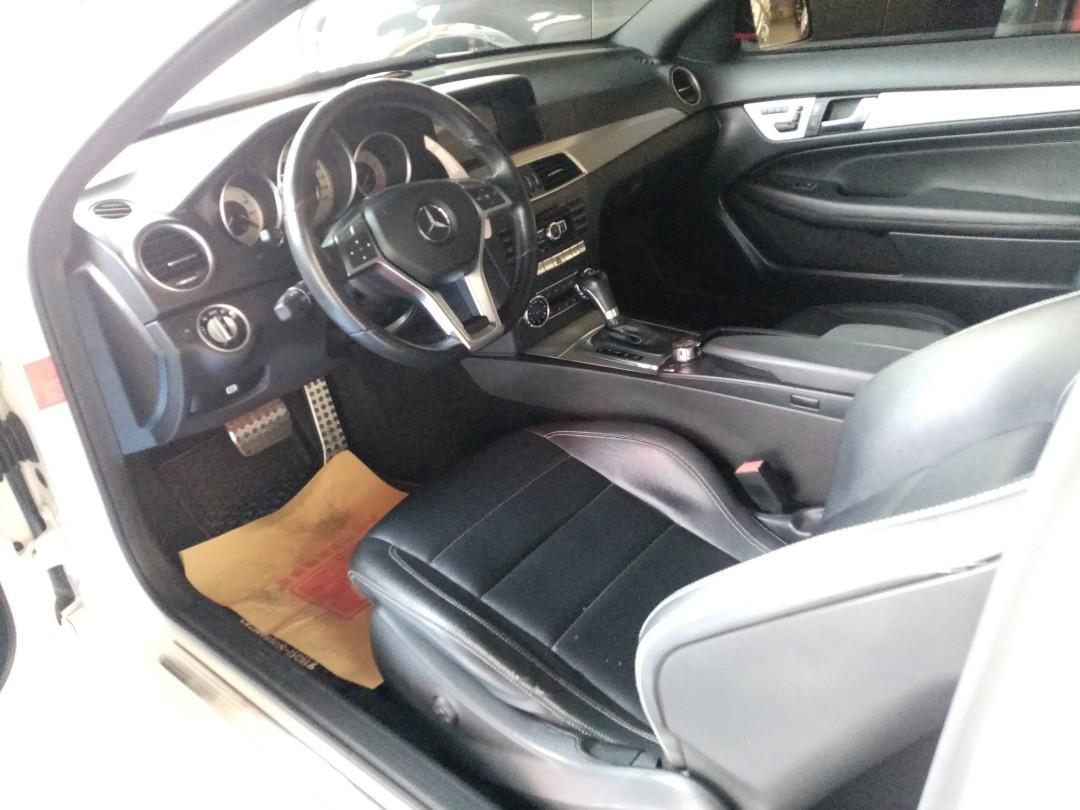 2011年 賓士 C250 Coupe 1.8