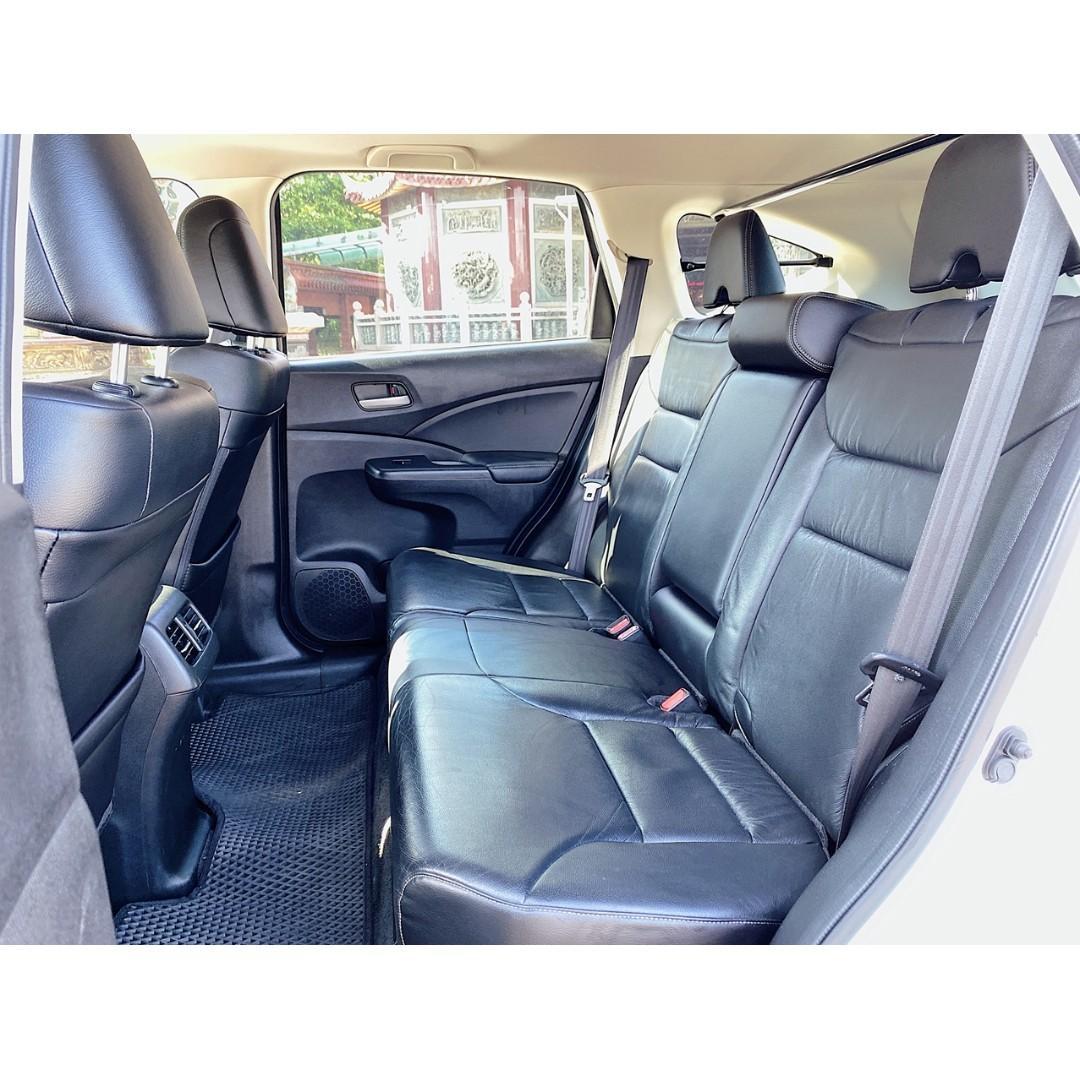 2013 HONDA CRV 2.4 家庭用車 休旅大空間好運用 全原廠 車庫車