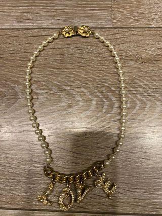 美國設計師 珍珠項鍊
