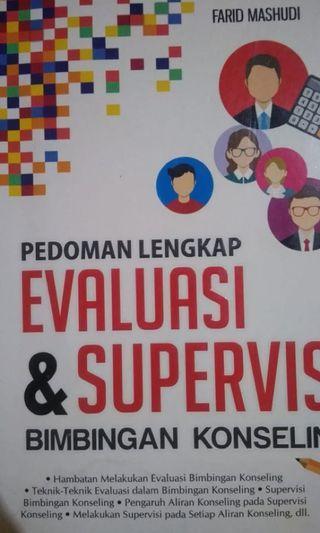 Pedoman lengkap evaluasi & supervisi bimbingan konseling