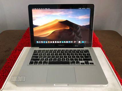 MACBOOK PRO Mid 2012 (MD101), Intel I5, RAM 4 Gb, HDD 500 Gb, Fullset