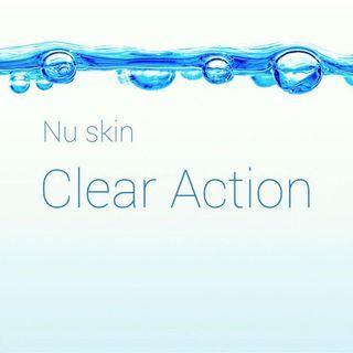 Nu skin 如新 Clear action 淨膚抗痘系列(套組)