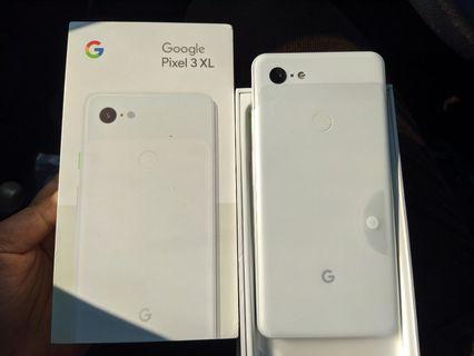 Pixel 3 xl 64gb mint condition