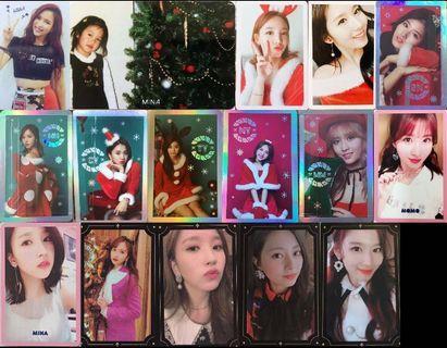 Twice Photocards Wishlist