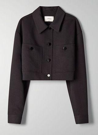 BNWT Aritzia wilfred ourson jacket sz m
